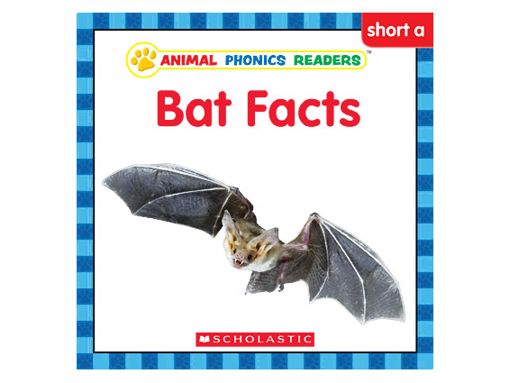 book cover: Bat Facts