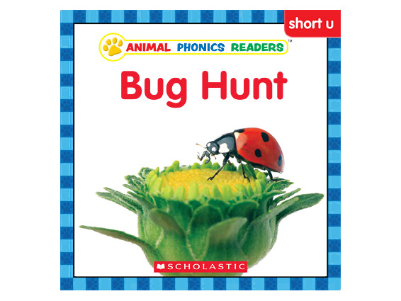 book cover: Bug Hunt
