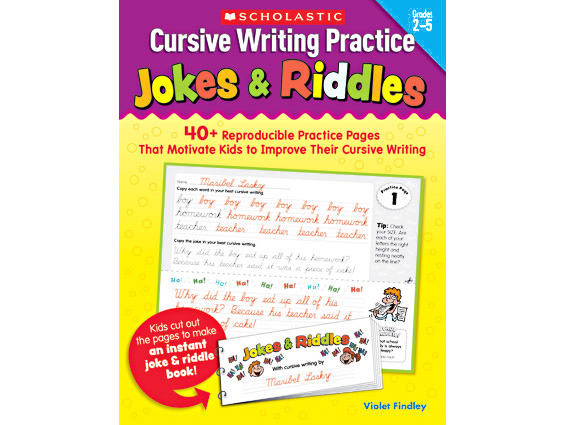 book cover: Jokes and Riddles