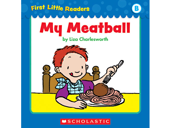 book cover: My Meatball