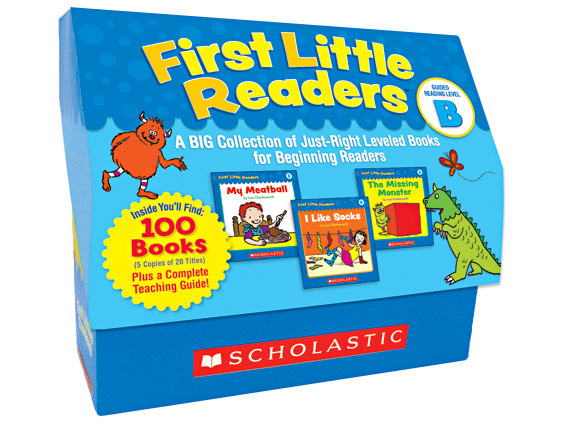 package: First Little Readers?