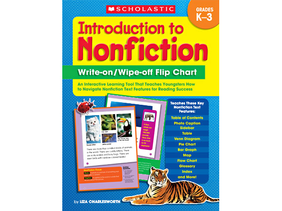 chart cover: Introduction to Nonfiction