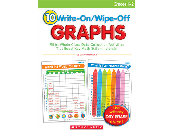 chart cover: Graphic Organizers