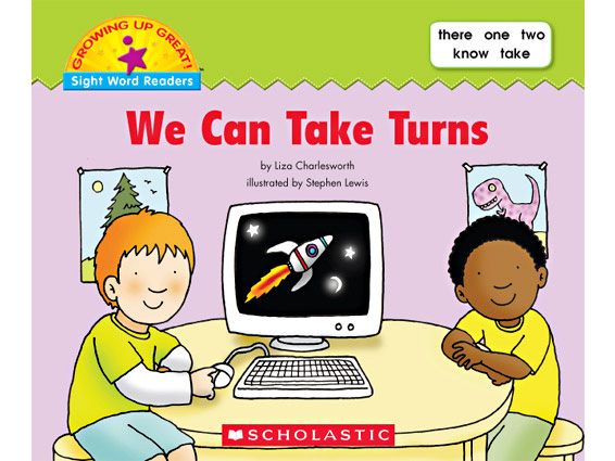 book cover: We Can Take Turns