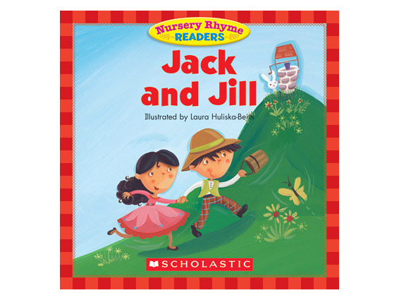 book cover: Jack and Jill