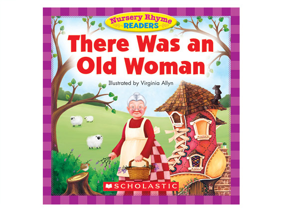 book cover: There Was an Old Woman