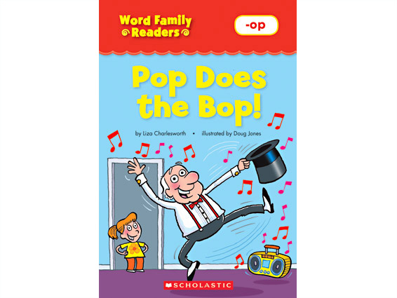 Book cover: Pop Does the Bop